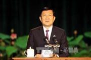 Chủ tịch nước dự Đại hội thi đua yêu nước Thành phố Hồ Chí Minh lần VI