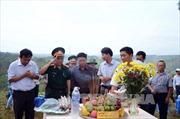 Quy tập hài cốt 52 liệt sỹ hy sinh tại Đắk Nông