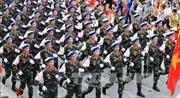 Đại tướng Phùng Quang Thanh gửi thư khen lực lượng diễu binh 2/9