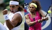 Serena và Nadal thẳng tiến tại Mỹ mở rộng 2015