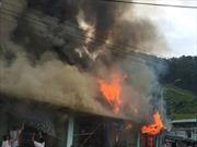 Cháy nhà dân, 3 người thương vong