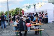 """Lễ hội ẩm thực Việt ở Séc - """"xóa nhòa ranh giới"""""""