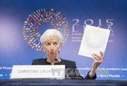 IMF và WB chú trọng giảm nghèo và tăng trưởng toàn cầu