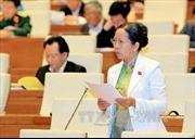 Đại biểu quốc hội nói về bảo vệ quyền dân sự và chuyển đổi giới tính