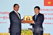 Thúc đẩy hợp tác giữa địa phương biên giới Việt Nam-Campuchia