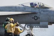 Mỹ chuẩn bị gia tăng không kích IS ở Iraq, Syria