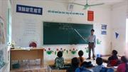 Người thầy giáo vùng núi đá Cao Bằng