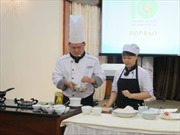 Liên hoan ẩm thực món ngon các nước tại TP.HCM