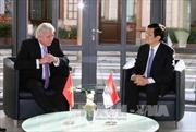 Đưa quan hệ đối tác chiến lược Việt Nam - Đức đi vào chiều sâu