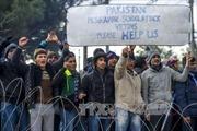 Chủ tịch Eurogroup cảnh báo nguy cơ Hiệp ước Shengen sụp đổ