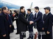 Thủ tướng Nguyễn Tấn Dũng tới Paris, Cộng hòa Pháp