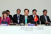 Thủ tướng Nguyễn Tấn Dũng tiếp xúc song phương bên lề COP21