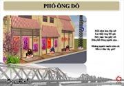 Sống lại một Hà Nội xưa nơi Hoàng thành Thăng Long