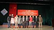 Học sinh dân tộc nội trú Hòa Bình có phòng Internet mới