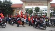 Toàn bộ học sinh xã Ninh Hiệp đã đi học trở lại