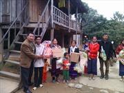 Thêm 700 phần quà Tết cho đồng bào nghèo ở Quảng Bình