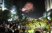 Cả nước tưng bừng chào đón năm mới Bính Thân 2016