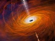 Phát hiện sóng hấp dẫn từ hố đen