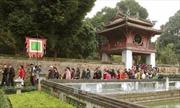 Gần 308.000 lượt khách đến Hà Nội dịp Tết