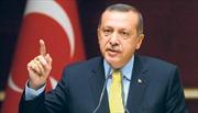 """Tổng thống Thổ Nhĩ Kỳ thua """"cháy túi"""" trong canh bạc Syria"""