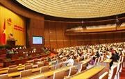 Thông qua dự thảo Luật Trẻ em và Luật Báo chí (sửa đổi)