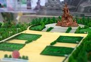 Dựng tượng đài Quốc tổ Hùng Vương