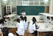 Cấm việc không cho học sinh học lực yếu thi vào lớp 10