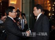 Hội đàm giữa Bộ trưởng Ngoại giao Việt Nam và Nhật Bản