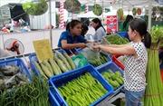 Công bố các cơ sở bán nông sản sạch