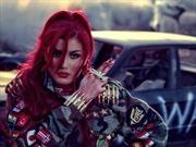 Diva bốc lửa người Kurd bị IS truy nã gắt gao