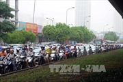 Hà Nội tiếp tục có mưa to về chiều