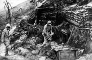 """""""Cỗ máy xay thịt"""" trong Thế chiến thứ nhất"""