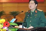 Đại tướng Ngô Xuân Lịch thăm chính thức Campuchia