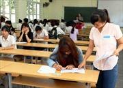 Không thu lệ phí phúc khảo kỳ thi THPT quốc gia
