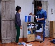 """Hành trình """"Tận tâm vì tương lai Việt"""" hỗ trợ """"làng ung thư"""""""