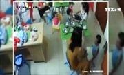 Đình chỉ cơ sở mầm non Tuổi Hoa bạo hành trẻ em