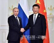 Tổng thống Nga thăm chính thức Trung Quốc