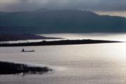 Huy động 150 người tìm kiếm 3 người mất tích trên hồ Đại Ninh