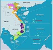 Áp thấp nhiệt đới gây mưa ở Trung, Nam Bộ