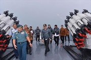 """Indonesia """"giữ"""" quần đảo Natuna khỏi Trung Quốc ra sao"""