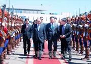 Thủ tướng kết thúc chuyến thăm Mông Cổ và dự ASEM 11