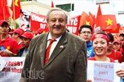 Chủ tịch Hội Séc – Việt phản bác luận điệu sai trái về Biển Đông