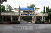 Tan hoang Khu vui chơi giải trí Hồ Thủy Tiên