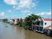 Đổi thay xã vùng đồng bào dân tộc Khmer