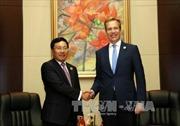 Bộ trưởng Ngoại giao Phạm Bình Minh gặp người đồng cấp Na Uy, New Zealand và Canada