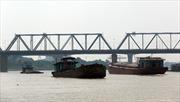Tổ chức lưu thông qua cầu Việt Trì cũ