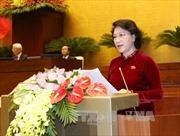 Toàn văn phát biểu của Chủ tịch Quốc hội tại Phiên bế mạc Kỳ họp thứ nhất