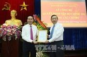 Chủ tịch nước trao Quyết định phân công Trưởng Ban chỉ đạo Tây Nguyên