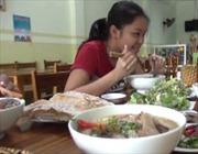 Độc đáo món bún cá ngừ Bình Định