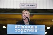 Tình tiết mới trong vụ bê bối thư điện tử của bà Hillary